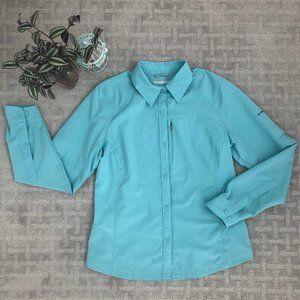 💸💸Columbia Silver Ridge™ Long Sleeve Shirt